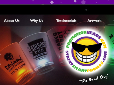 PromotionBeads.com - Responsive Web Design Proposal
